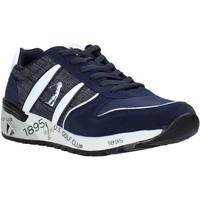 Čevlji  Moški Nizke superge U.s. Golf S20-SUS152 Modra