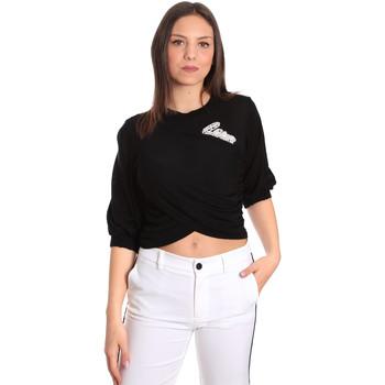 Oblačila Ženske Topi & Bluze Denny Rose 811DD50011 Črna
