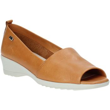 Čevlji  Ženske Balerinke Valleverde 41141 Rjav