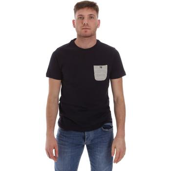 Oblačila Moški Majice s kratkimi rokavi Sseinse ME1588SS Modra