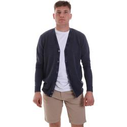 Oblačila Moški Telovniki & Jope Sseinse ME1511SS Modra