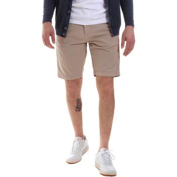 Oblačila Moški Kratke hlače & Bermuda Sseinse PB605SS Bež