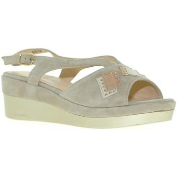 Čevlji  Ženske Sandali & Odprti čevlji Melluso R70715 Siva