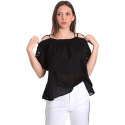Oblačila Ženske Topi & Bluze Gaudi 811FD45011 Črna