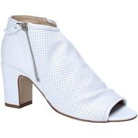 Čevlji  Ženske Sandali & Odprti čevlji Keys 5614 Biely
