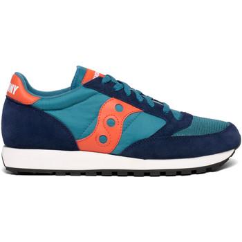 Čevlji  Moški Nizke superge Saucony S70368 Modra