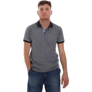 Oblačila Moški Polo majice kratki rokavi Sseinse ME1526SS Modra