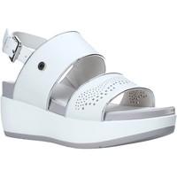 Čevlji  Ženske Sandali & Odprti čevlji Lumberjack SW27006 010 B56 Biely