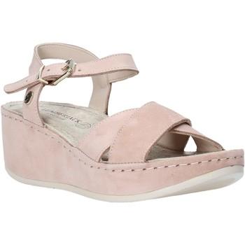 Čevlji  Ženske Sandali & Odprti čevlji Lumberjack SW83606 001 D01 Roza