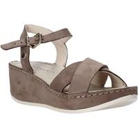 Čevlji  Ženske Sandali & Odprti čevlji Lumberjack SW83606 001 D01 Rjav