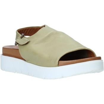 Čevlji  Ženske Sandali & Odprti čevlji Bueno Shoes 9N3404 Zelena