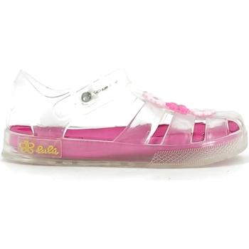 Čevlji  Deklice Sandali & Odprti čevlji Lulu LI190001S Biely