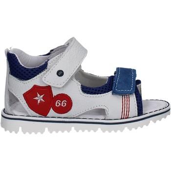 Čevlji  Otroci Sandali & Odprti čevlji Melania ME8053B7E.B Biely