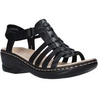 Čevlji  Ženske Sandali & Odprti čevlji Clarks 26139748 Črna
