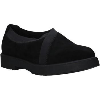 Čevlji  Ženske Mokasini Clarks 26128351 Črna