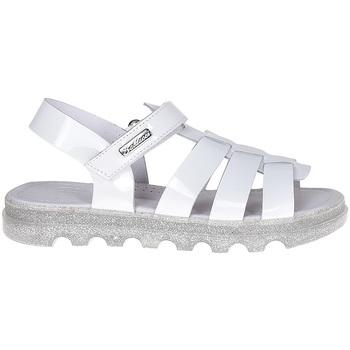 Čevlji  Deklice Sandali & Odprti čevlji Balducci LENT1702 Biely