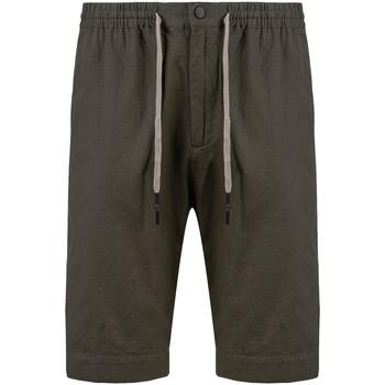 Oblačila Moški Kopalke / Kopalne hlače Antony Morato MMSH00155 FA900121 Zelena