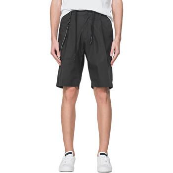 Oblačila Moški Kratke hlače & Bermuda Antony Morato MMSH00157 FA900118 Črna