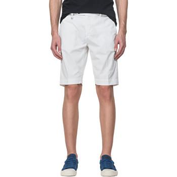 Oblačila Moški Kratke hlače & Bermuda Antony Morato MMSH00141 FA800129 Biely
