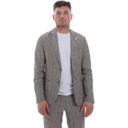 Oblačila Moški Jakne & Blazerji Sseinse GAE561SS Rjav