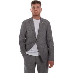 Oblačila Moški Jakne & Blazerji Sseinse GAE563SS Modra