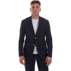 Oblačila Moški Jakne & Blazerji Sseinse GAE569SS Modra