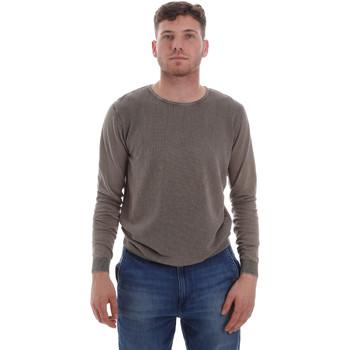 Oblačila Moški Puloverji Sseinse ME1510SS Rjav