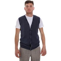 Oblačila Moški Telovniki & Jope Sseinse ME1512SS Modra