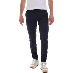 Oblačila Moški Hlače Chino / Carrot Sseinse PSE555SS Modra