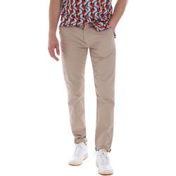 Oblačila Moški Hlače Chino / Carrot Sseinse PSE558SS Bež