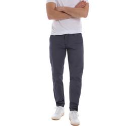 Oblačila Moški Hlače Chino / Carrot Sseinse PSE569SS Modra