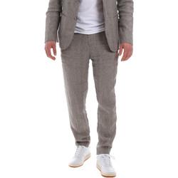 Oblačila Moški Elegantne hlače Sseinse PSE585SS Rjav