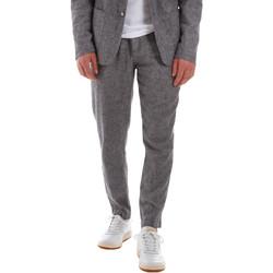 Oblačila Moški Elegantne hlače Sseinse PSE587SS Modra