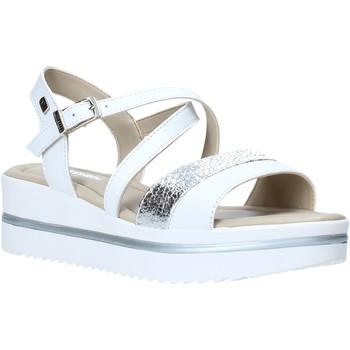 Čevlji  Ženske Sandali & Odprti čevlji Valleverde 32320 Biely
