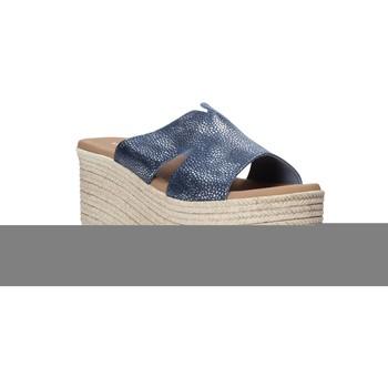 Čevlji  Ženske Natikači Valleverde 34270 Modra
