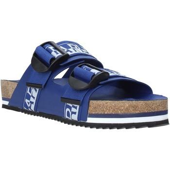 Čevlji  Moški Natikači Napapijri NA4ETH Modra