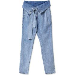 Oblačila Ženske Jeans Liu Jo UA0129 D4461 Modra