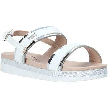 Čevlji  Deklice Sandali & Odprti čevlji Miss Sixty S20-SMS778 Biely