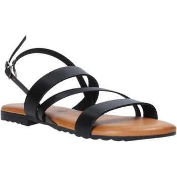 Čevlji  Ženske Sandali & Odprti čevlji Jeiday LEDA-SALLY Črna