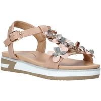 Čevlji  Deklice Sandali & Odprti čevlji Miss Sixty S20-SMS781 Roza