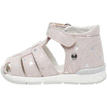 Čevlji  Deklice Sandali & Odprti čevlji Falcotto 1500862 02 Roza