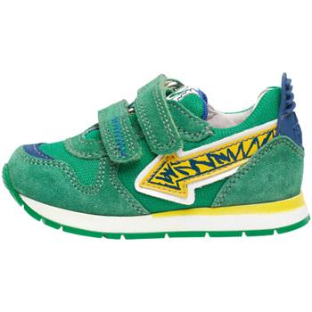 Čevlji  Otroci Nizke superge Naturino 2014913 01 Zelena