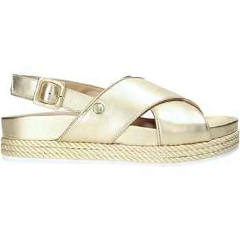 Čevlji  Ženske Sandali & Odprti čevlji Liu Jo SA0087P0291 Zlato