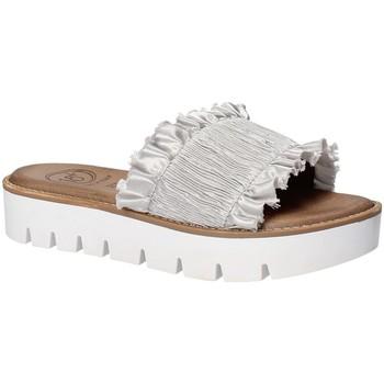 Čevlji  Ženske Natikači 18+ 5812 Siva