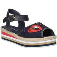 Čevlji  Ženske Sandali & Odprti čevlji Wrangler WL181651 Modra