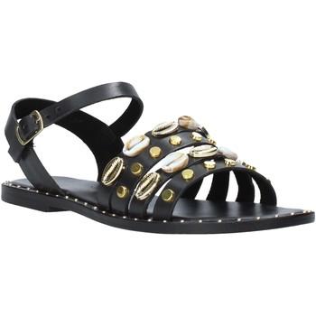Čevlji  Ženske Sandali & Odprti čevlji Café Noir GB174 Črna