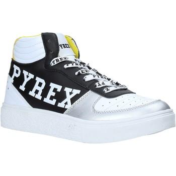 Čevlji  Ženske Visoke superge Pyrex PY020207 Črna
