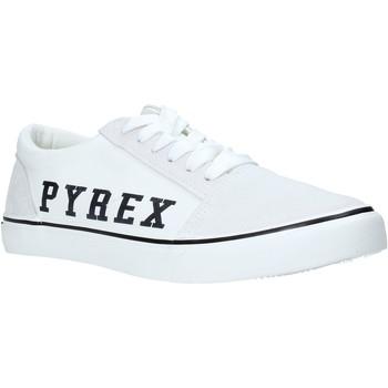 Čevlji  Moški Nizke superge Pyrex PY020201 Biely