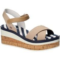 Čevlji  Ženske Sandali & Odprti čevlji U.S Polo Assn. FLEUR4112S8/C1 Rjav