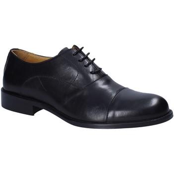 Čevlji  Moški Čevlji Derby Exton 6014 Črna